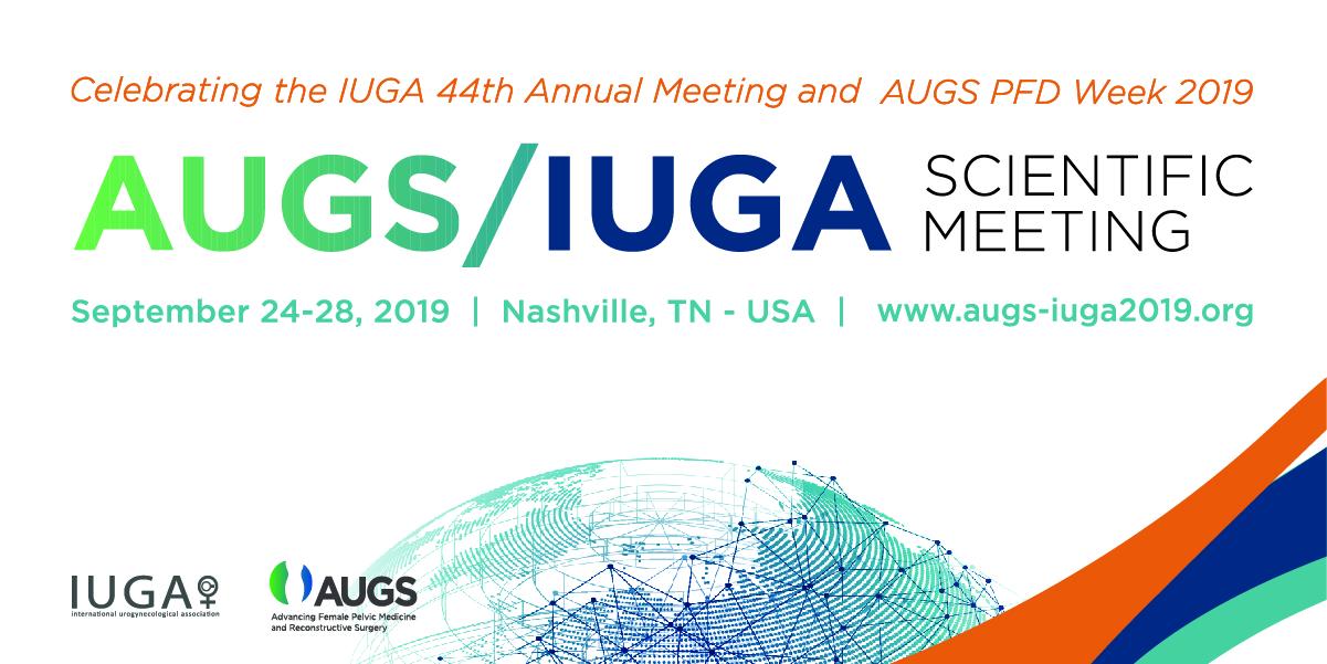 ICS | AUGS/IUGA Joint Scientific Meeting 2019