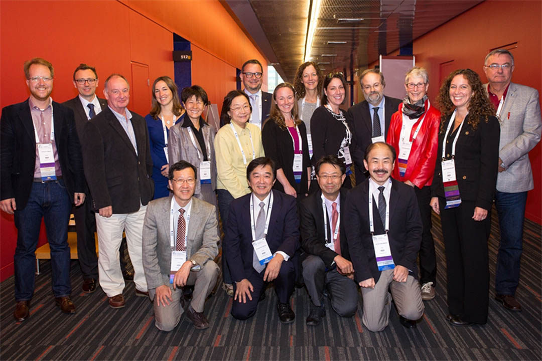 Scientific Committee Meeting at ICS 2015 Montreal