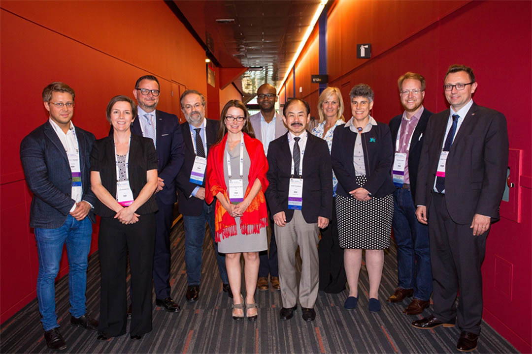 Education Committee Meeting in Montreal, October 2015