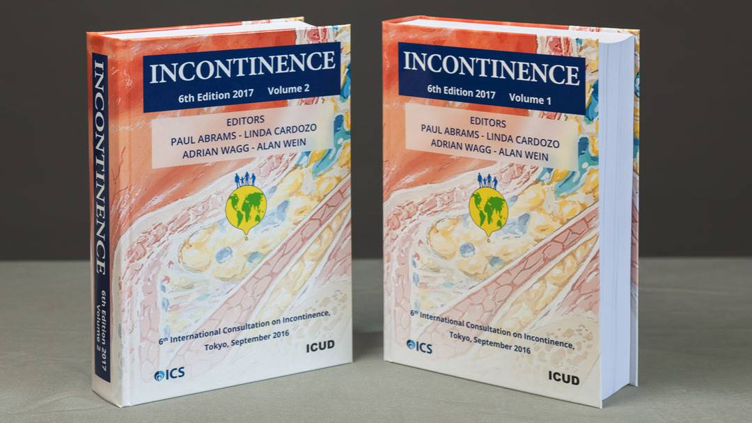 INCONTINENCE 6th Edition - UK & EU