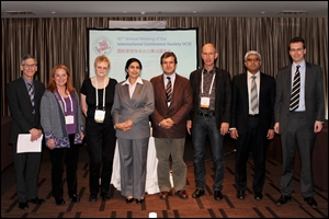 The Standardisation Steering committee, Beijing 2012