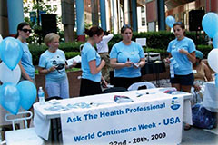 World Continence Week 2009