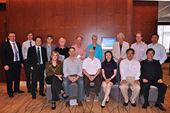 ICS Scientific Committee Meeting Review