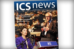ICS News January 2014 out now!