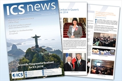 ICS News July 2014 is available now