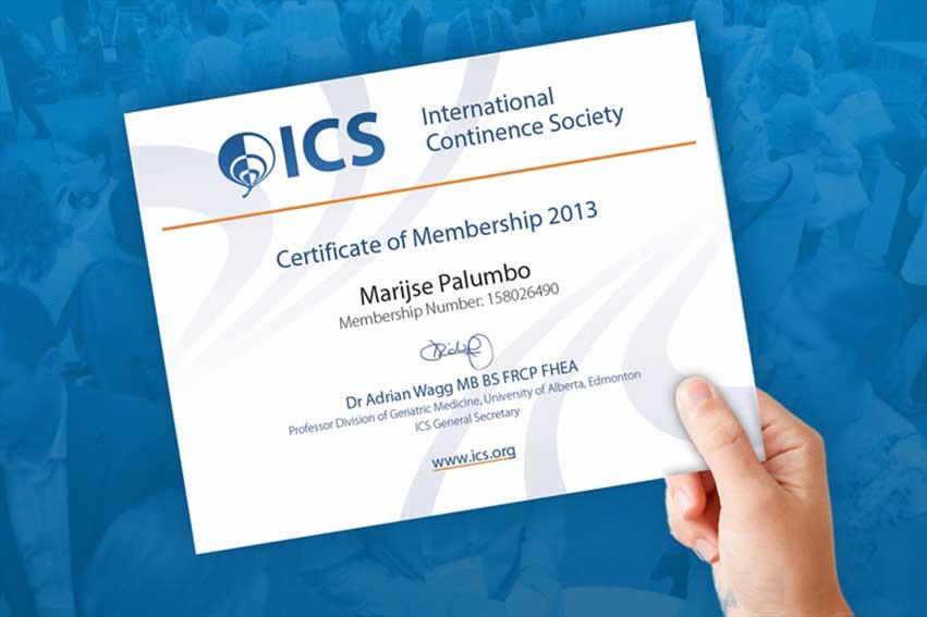 گواهینامه ICS